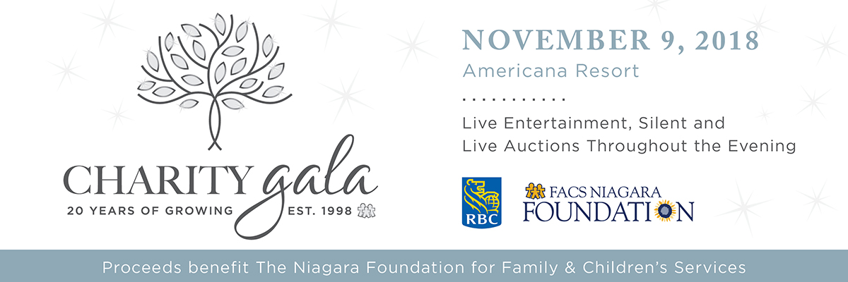 FACS Niagara Foundation Charity Gala